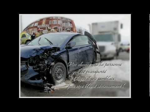 Accident Gatineau Aylmer