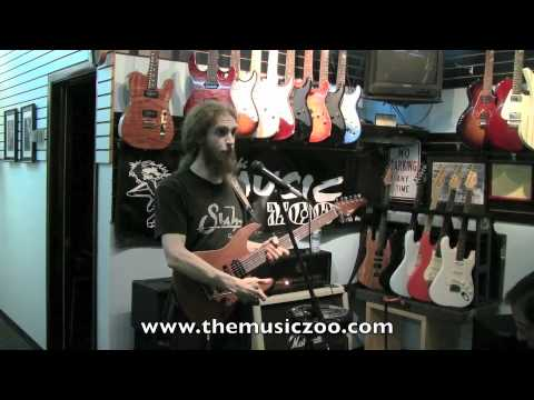 Guthrie Govan Clinic Highlights From The Music Zoo 2011