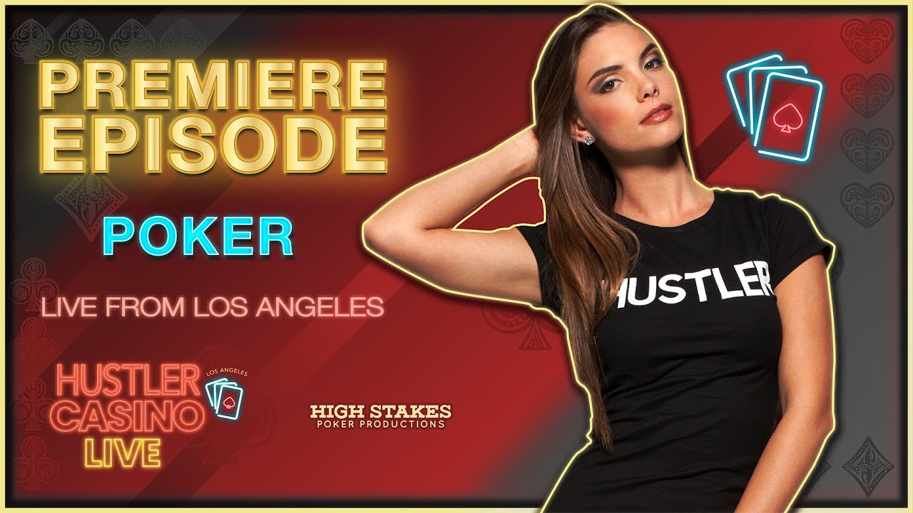 Download FIRST SHOW EVER!!! WILD ACTION $5/5 + $50 Ante Game - Hustler Casino Live