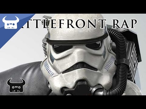 STAR WARS BATTLEFRONT RAP | Dan Bull