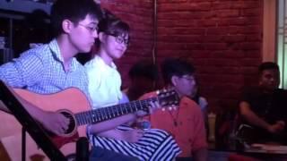 Chibi hát live Ngây ngô