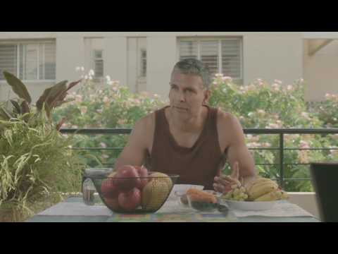 Having a healthy breakfast with Milind Soman | On the Run | Video 1 (or Episode 1)
