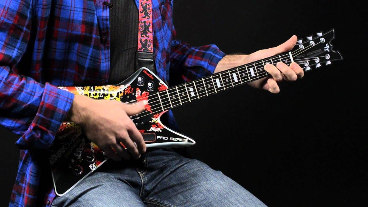 Paper Jamz Pro Guitar Video #9 - Voices