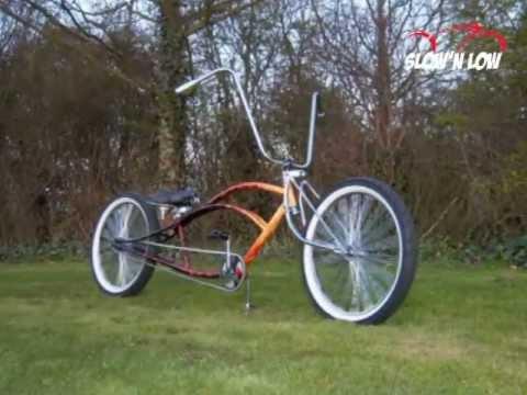 Custom Bike Dyno Roadster: The Mad Caddy - YouTube