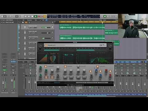 SSL Native Vocalstrip 2 X Sean Divine