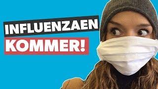 Influenza: Så ofte er du i smittefare