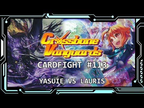 Backstage Ninjas 2: Agent Yasuie - Yasuie VS Lauris (Murakumo VS Bermuda Triangle)