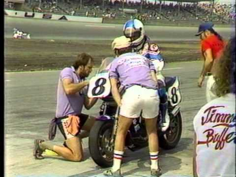 1985 Freddie Spencer Superbike At Daytona 200