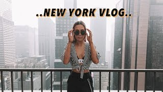 TRAVEL WITH ME - NEW YORK CITY | VLOG