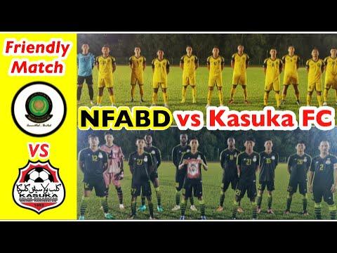 【Highlight】Brunei national team vs Kasuka FC / friendly match / 26,3,2021
