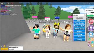 Roblox Music Video//Havana//with Dance Team