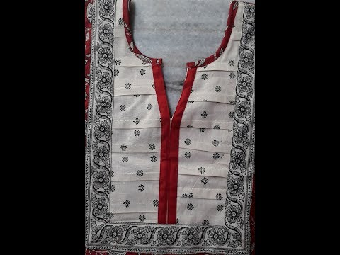 Latest Neck Design For Kurti /Cutting And Stitching/DIY( 2018)
