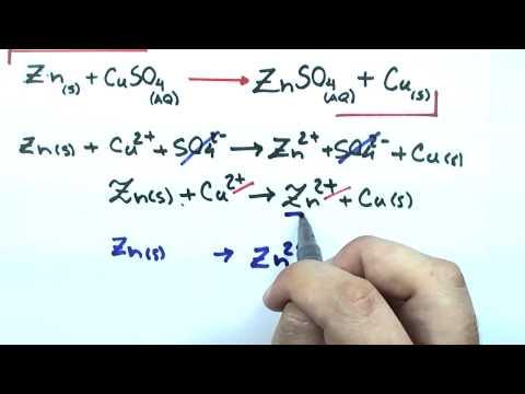 Me Salva! NOX03 - Química - Reações Redox