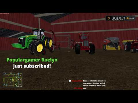 Farming Simulator 17 Grand Prairie Farm Multiplayer 09 08 17