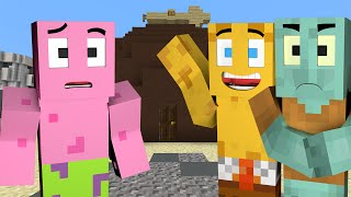 Minecraft : Spongebob Episode 1 - WELCOME TO BIKINI BOTTOM (Minecraft Roleplay)