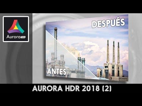 AuroraHDR 2018: Ejemplo como plugin de Photoshop