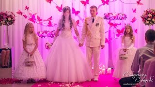видео Свадьба в стиле винтаж - фото оформления зала и нарядов