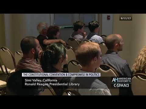 Constitutional Convention and Compromise in Politics
