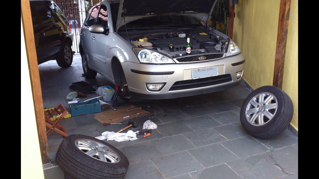 Ford Focus Duratec 2 0