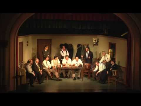 """Richmond Players' production of """"12 Angry Men"""""""