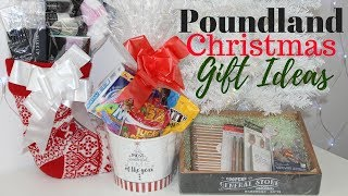 Poundland Gift Ideas People Will Actually Love! | All Under £10 each!