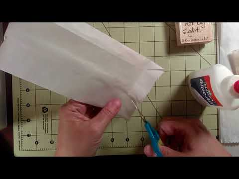 How to make wax paper bags