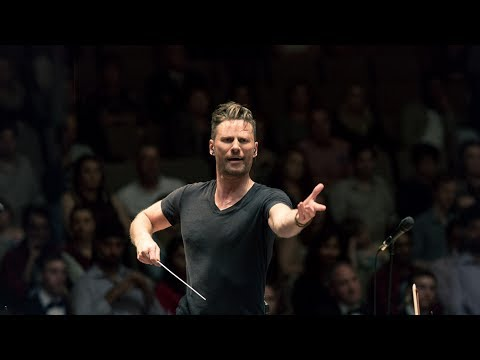 Brian Tyler  US Open Theme LIVE Triumph of the Spirit