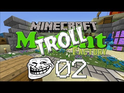 [Minecraft FR]Troll the Mutant 02 : L'abeille vengeresse !