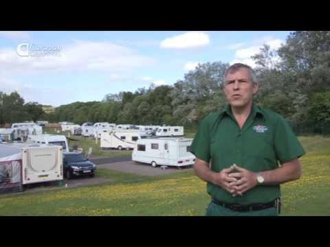 CC E65 - CAMPSITE Glasgow, Strathclyde Country Park Caravan Club Site