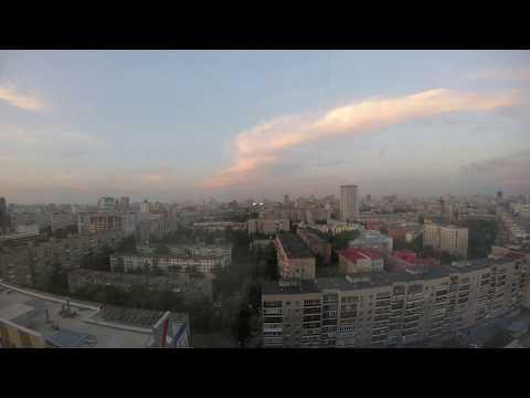Novosibirsk Dusk Time Lapse [CC]
