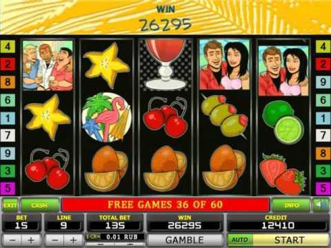Видео Игровой автомат oliver's bar