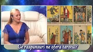 Ce Raspunsuri Ne Ofera Tarotul  Cristina Podoreanu Astrolog
