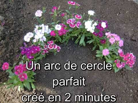 Comment am nager son jardin facilement youtube for Comment decorer mon jardin
