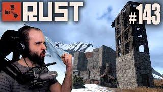 Rust #143 | RAIDEANDO A GENTE CONECTADA... BOOM!!! | Gameplay Español