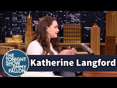 Lady Gaga Taught 13 Reasons' Katherine Langford to Play Piano