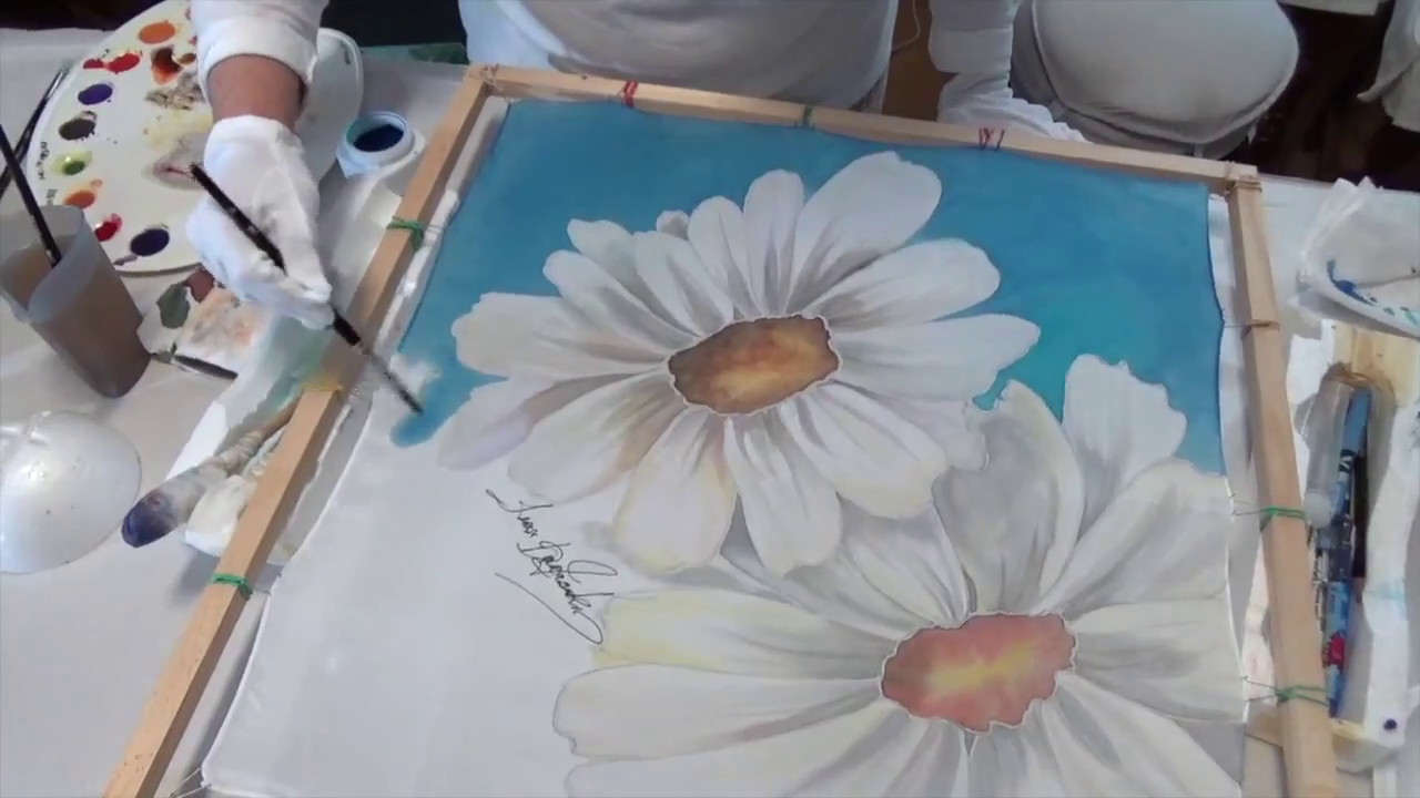 How To Remove Paint From Silk