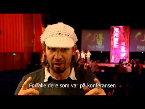 Real Man Conference 2008 idé [Norsk]