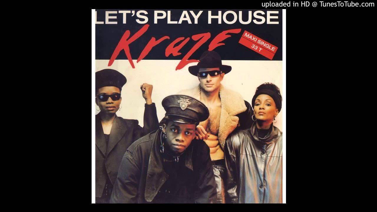 75fc9abf81ff Kraze - Let s Play House (Acapella) - YouTube