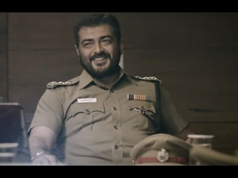 Yennai Arindhaal - Title Track - Ajith Cop Version - HD