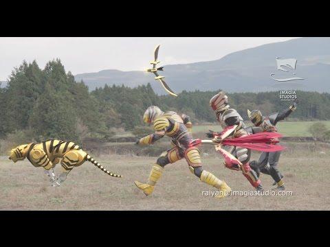 CGI VFX BREAKDOWN SATRIA HEROES