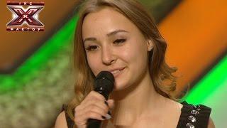 Download Инесса Грицаенко - Something's Got - Christina Aguilera - Х-Фактор 5 - Киев - 27.09.2014 Mp3 and Videos