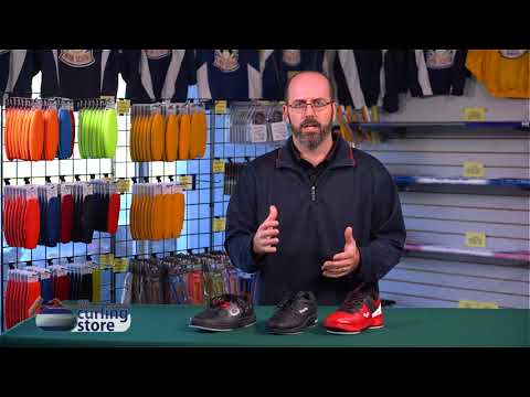 Choosing Curling Shoes | The Curling Store