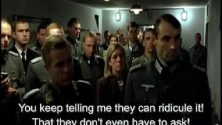 "Hitler, as ""Downfall"" producer, orders a DMCA takedown"