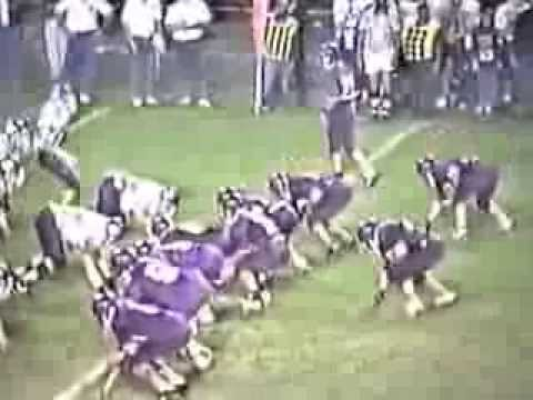 Lewistown High School vs  Lock Haven (Bobcats) High School, 1991 Football