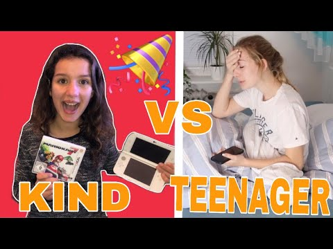KIND vs TEENAGER an WEIHNACHTEN 🎄🎅🏻