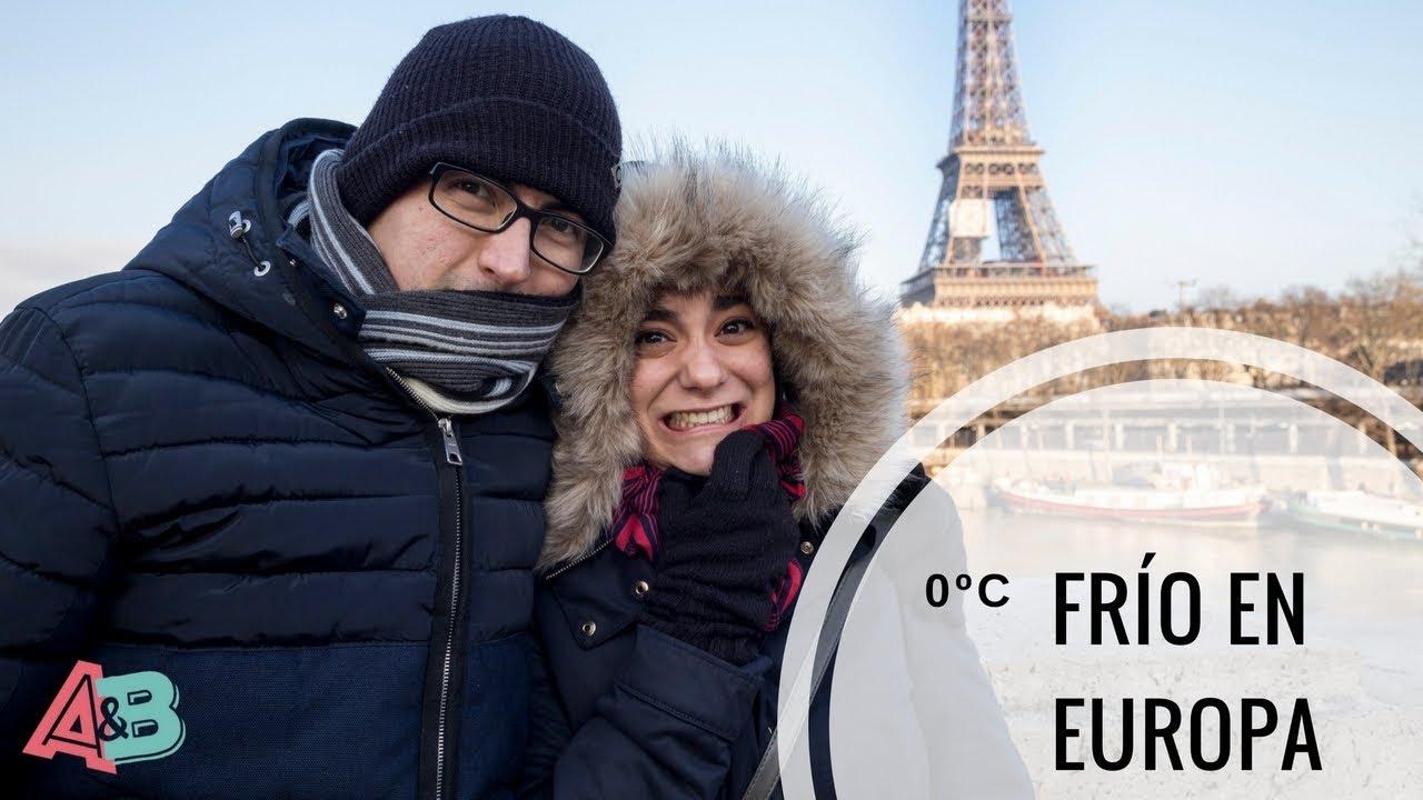 6 TIPS para sobrevivir al invierno en PARIS   EUROPA ❄   Ana y ... 00f4c69ca13