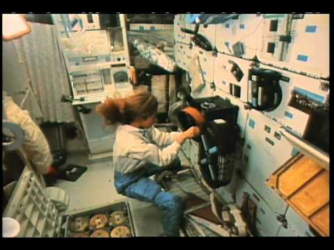 STS-32 Onboard 16mm Photography Quick Release
