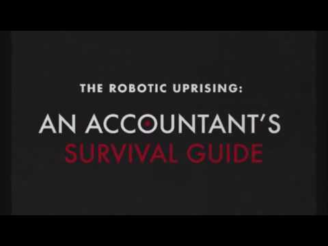 The Six Skills Accountants Need to Survive the Robot Uprising