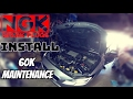 2015 Subaru WRX (FA20) Spark Plug Install