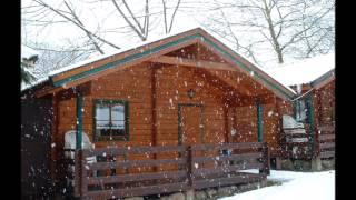 Camping Bungalow Conca de Ter